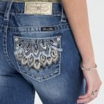 Miss Me Jeans *Feather Falls*