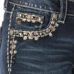 Miss Me Jeans *JP7696B*