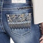 Miss Me Jeans *JP7821B*