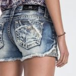 Miss Me Shorts *Shake It Off*