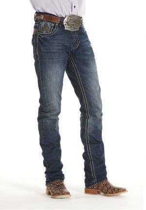 Redneck Jeans *brown Label Fire*