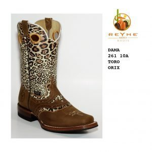 Reyme Boots *Leopard*