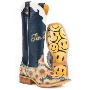 Tin Haul Boots  * Sunflower*