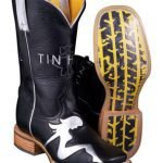 Tin Haul Boots  *Mudflap *Girl* Black