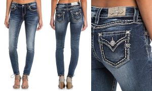 Miss Me Jeans *M5014S270*