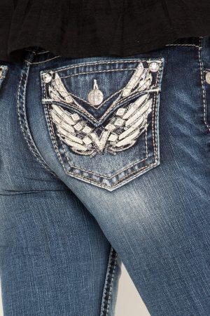 """Miss Me Jeans """"Winning Streak"""""""