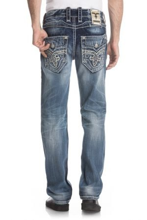 Rock Revival Jeans  *Abijah J201*