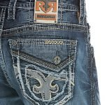 Rock Revival Jeans *Hemlin*