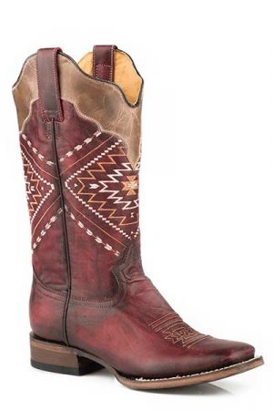 "Roper Damen Stiefel ""Native Aztec"""