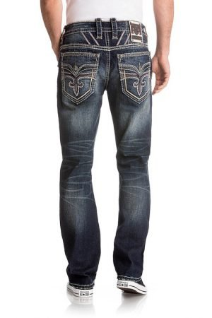 Rock Revival Herren Jeans Bolton Straight