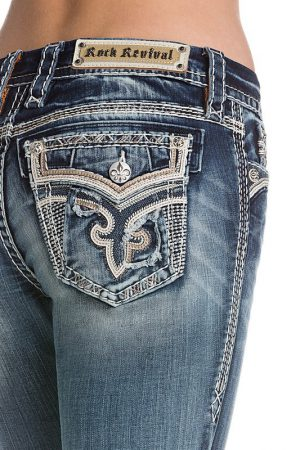 Rock Revival Lady Jeans Norah Skinny