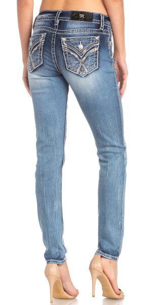 Miss Me Hailey Skinny Jeans K1022