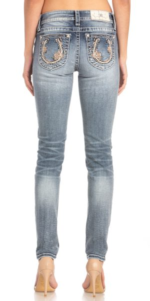 Miss Me Hailey Skinny Jeans M624