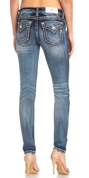 Miss Me Hailey Skinny Jeans K1018