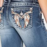 Miss Me Hailey Skinny Jeans K966