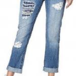 Miss Me Boyfriend Ankle Jeans JB7262A