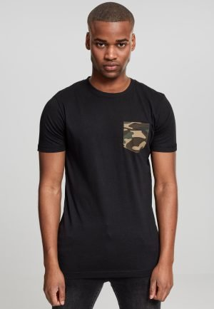 T-Shirt – Camo Pocket Tee