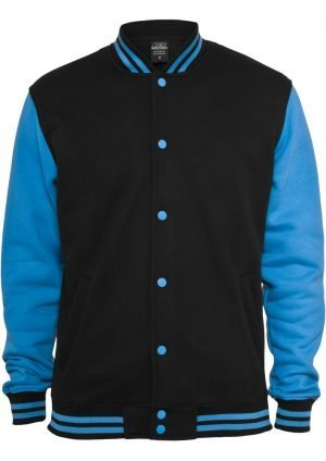 Sweatjacket – Kids 2-tone