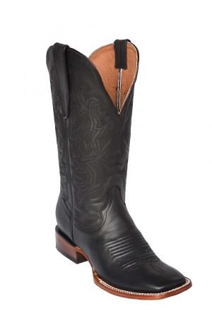 Tanner Mark Ladies Boots Raven