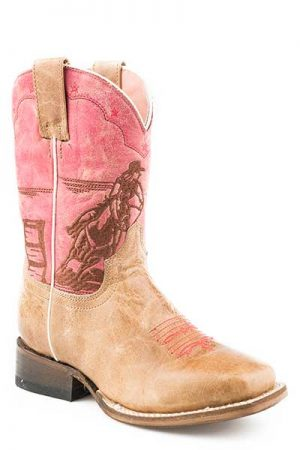 Roper Boots Girls – fancy Cowgirl
