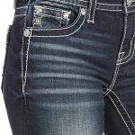 Miss Me Floral Embellished Jeans Skinny