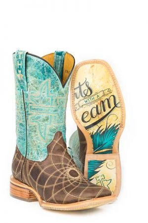Tin Haul Boots *Dream Catcher*