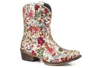 Roper Fashion-Boots Flower