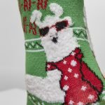Christmas Lama Socks