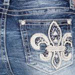 Miss Me Fleur Feeling Skinny Jeans