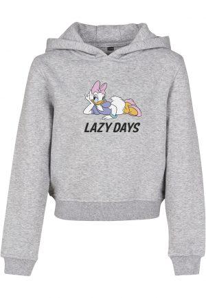 Kids Daisy Duck Lazy Cropped Hoody