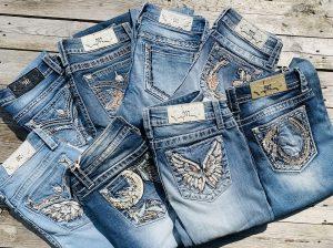 Miss Me Jeans Skinny Größe 26