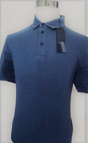 Polo Shirt Herren von NumberBlue -midnight blue-