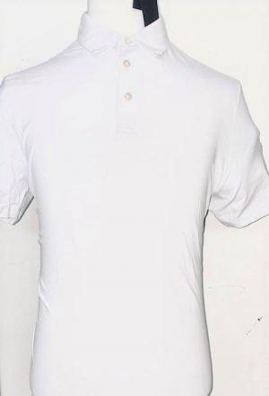 Polo Shirt Herren von NumberBlue -white